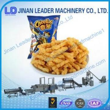 125-150kg/h Kurkure/Cheetos Snacks food processing Equipment