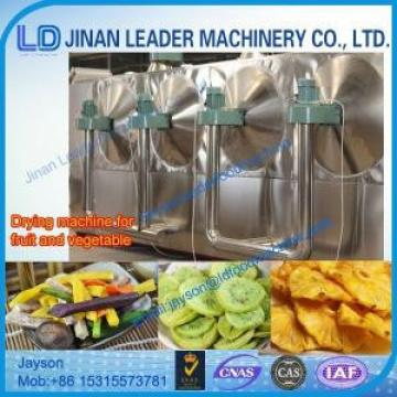 easy operation machine for drying fruits machines for food processing