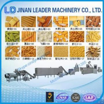 Automatic Core Filling Inflated Snack Food Making Machine