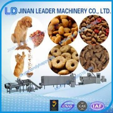 Big capacity floating fish feed pellet machine pet food processing equipment