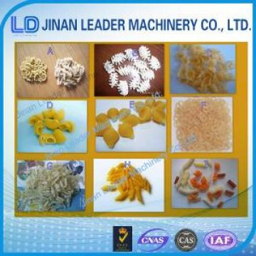 Commercial single screw extruder italian pasta macaroni machine