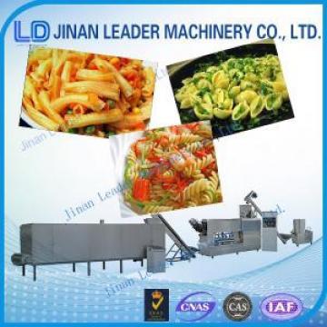 Low consumption spaghetti macaroni pasta food making machine