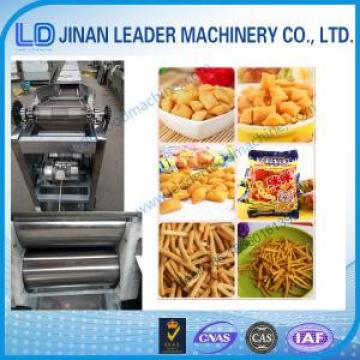 Small scale food industry machinery Fried wheat flour snack