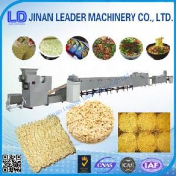 Instant Noodles Production Line Fried noodle making equipments