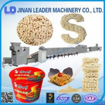 Stainless steel instant noodles making equipments food processing machine