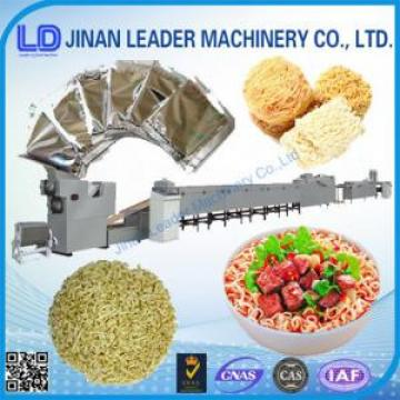 Instant Noodles Production Line snacks frying noodle machine