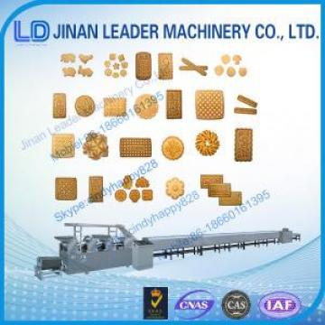 Automatic small biscuit cookies food processing equipment industry