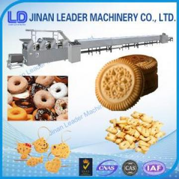 Commercial small soft hard biscuit food production machinery