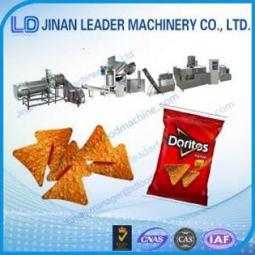 Multi-functional wide output range doritos making machine