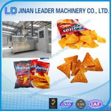 small scale Doritos making machine machines for food processing plant