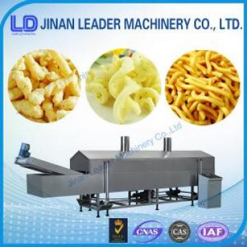 Multi-functional wide output range electric potato chips fryer machine