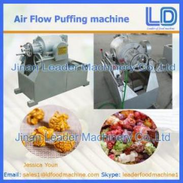 Automatic Air Flow Puffing Machine/Process Line