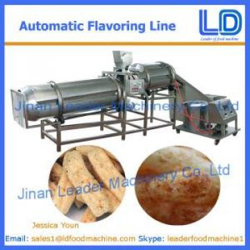 Stainless steel Flavoring Line,Double Roller,Eight Square Roller