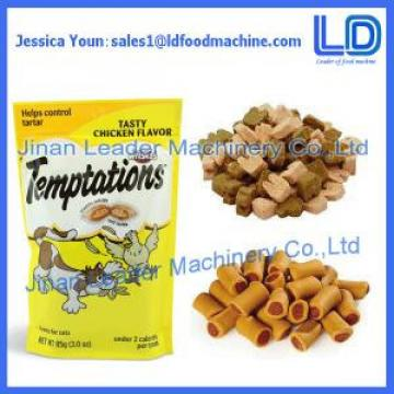 Cat,dog treats Assembly line,Animal food Machine