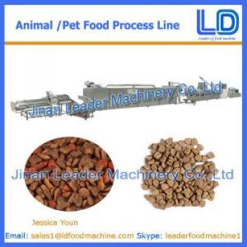 Big Capacity Cat,dog ,fish treats /pet food Processing Equipment
