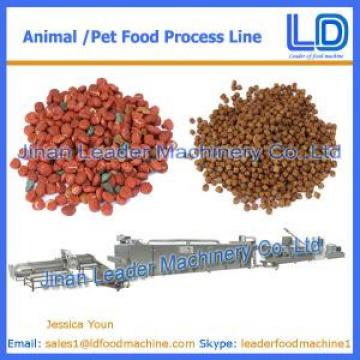 Made in China Cat,dog ,fish treats /pet food Processing Equipment
