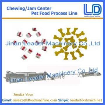 Chewing/Jam Center Pet Food Process Line