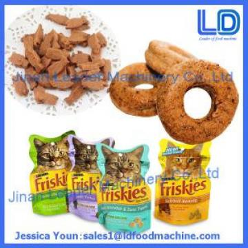 Pet Treats machinery for Cat ,Dog