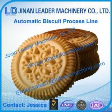 Jinan Machinery Automatic Biscuit Process Line / Biscuit making lines