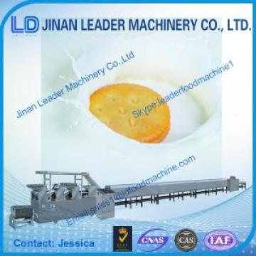 Automatic Biscuit Process Line / Biscuit making Machinery with CE ISO certificate