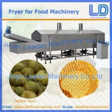 High Quality Automatic Fryer machines for snack food