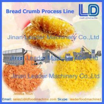 Bread crumb making machinery