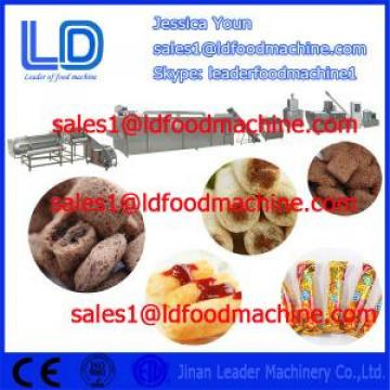 Automatic Core Filled/Inflating Snacks Food Processing machinery