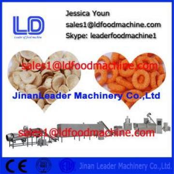 Inflating snacks food machinery