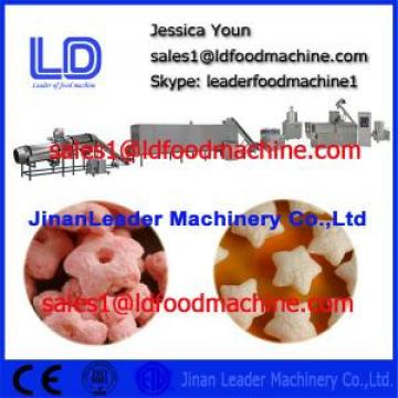 Jinan Automatic Core Filled/Inflating Snacks Food making Machinery