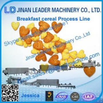 2015 Corn flakes process line, corn flake processing equipment