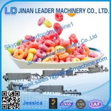 Corn flakes process line,2015 high quality corn flake manufacturer line
