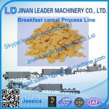 Corn flakes process line,2015 high quality corn flake processing equipments