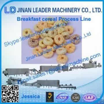 high quality corn flakes breakfast cereal snack machine