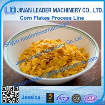 high quality corn flakes food production line