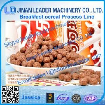high wholesale corn flakes cereal making machine
