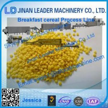 Corn flakes processing line  frosted corn flakes processing line