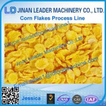 Corn flakes processing line,2015 hot sale roast corn flakes machines