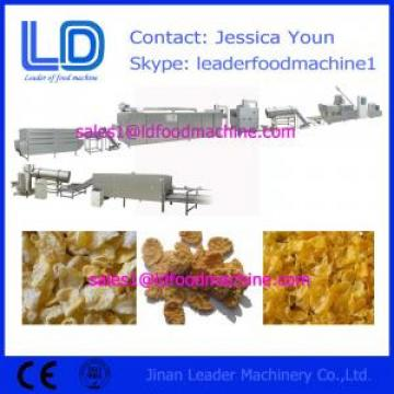 Corn flakes/breakfast cereals process line,food making machine