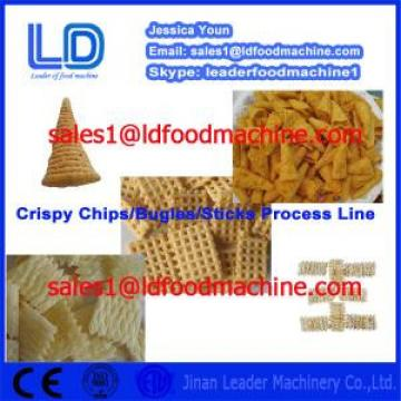 STAINLESS STEEL SALAD/CRISPY CHIPS/BUGLES SNACKS PROCESS LINE