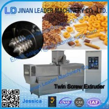 Twin Screw Extruder for Core filled snacks