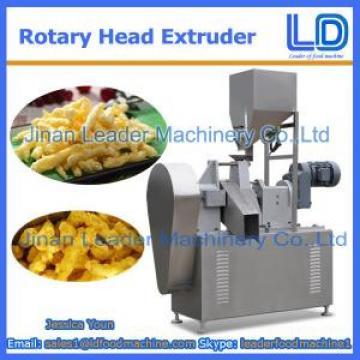 Rotary head extruder,food extruder