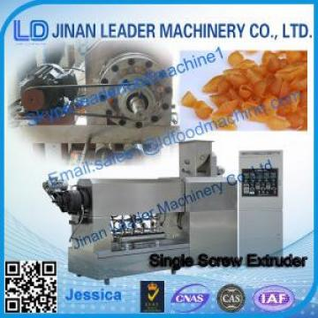 High quality Single Screw Extruder food machinery with cooling system