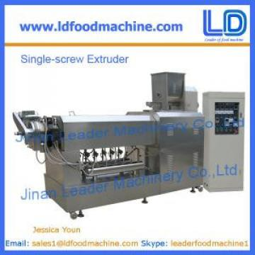 CE ISO9001 Single Screw Extruder food machinery