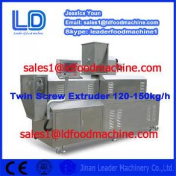Double Screw Extruder food machinery
