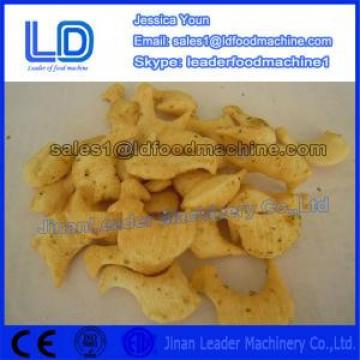 HIGH QUALITY FRIED WHEAT FLOUR CHIPS PROCESSING MACHINERY