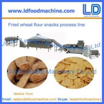 FRIED WHEAT FLOUR SNACK PROCESSING LINE