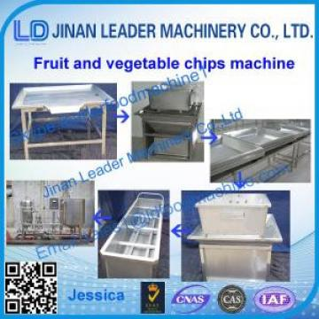 Carrot Chips processing machinery