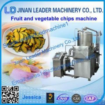 Orange Chips processing machinery