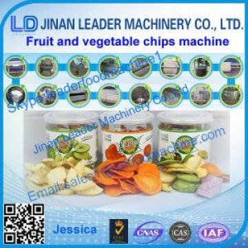 Fruit and Vegetable Chips Production line
