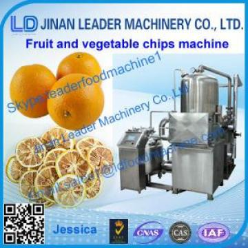 Fruit and Vegetable chips making machinery